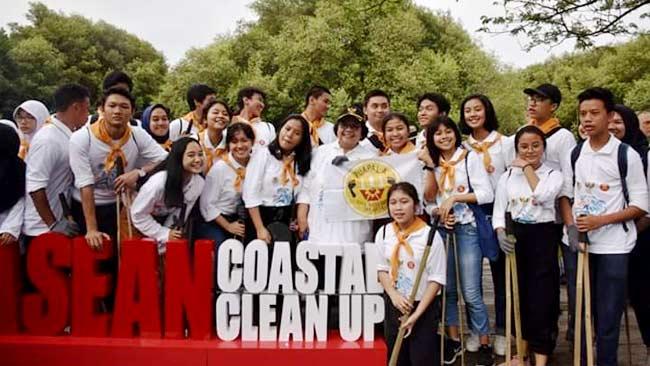 Menanti Hasil Komitmen Indonesia Kurangi Sampah Laut