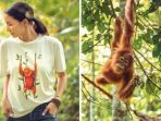 Nadya Hutagalung, Brand PANGAIA, dan T-shirt untuk Konversi Satwa Liar