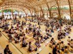Tentang Sekolah Internasional, Gedungnya dari Bambu dan Nol Karbon