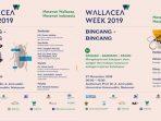 Wallacea Week 2019: Konservasi Akal Sehat Lingkungan
