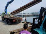 Pengangkutan 30 Kubik Kayu Ilegal dari Kalimantan Berhasil Digagalkan