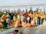 Perkuat Persaudaraan Rimbawan, BBKSDA Sulsel Gelar Aksi Lingkungan di Losari