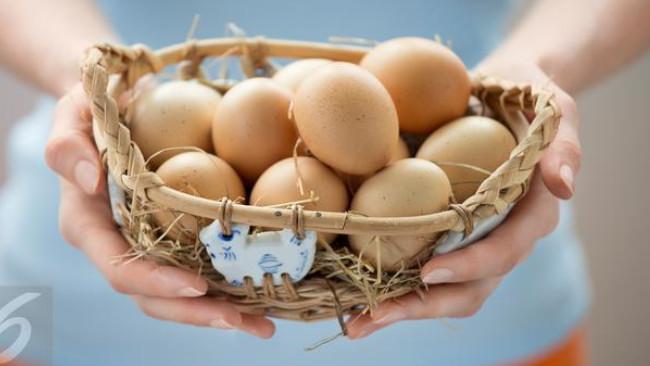 Resahkan Masyarakat, Pemerintah Teliti Telur Ayam di Jatim