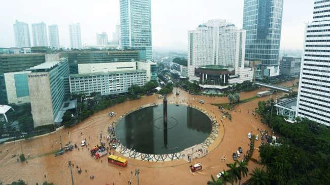 Mengurai Banjir Jakarta dan Kesimpulan yang Menyebabkannya