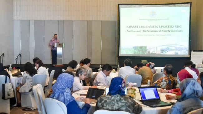 Target Penurunan Emisi GRK Indonesia Tak Berubah, Ini Alasannya!