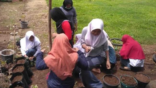 Akhir Pekan Nanti, Ada Literasi Lingkungan di SMAN 16 Gowa