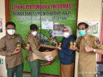 Lawan Covid-19, P3E Suma Bagikan Madu Hitam Tim Medis RSUD Haji Makassar