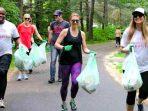 Plogging, Olahraga Eco-Friendly untuk Sehatkan Tubuh dan Bumi