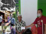 PerDIK dan Difabel Community Salurkan Paket Sembako untuk Difabel Lansia Di Gowa