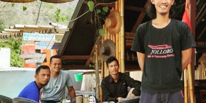 Iwan Dento, Benteng Kokoh Penyelamatan Ekosistem Karst Rammang-Rammang