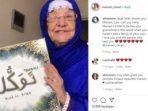 Kisah Maria, Mualaf di Usia Senja dan Pohon Zaitun untuk Palestina
