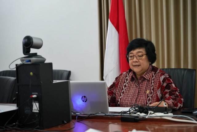 Menteri Siti: Pemda Berperan Penting Atasi Perubahan Iklim