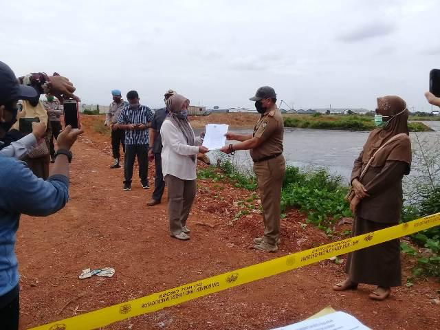 Perusak Hutan Mangrove Lantebung Diberi Sanksi Administrasi serta Kewajiban Restorasi