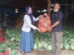 Rumah Koran Fasilitasi Petani Sedekah Sayur di Masa Pandemi