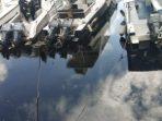 Tumpahan Solar di Pantai Losari dapat Kecaman Keras Pemuda Pancasila Sulsel