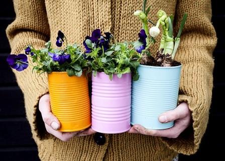 Cara Simpel Membuat Pot dari Barang Bekas, Murah dan Ramah Lingkungan