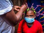 Kenya Melawan Pandemi dengan Gaya Rambut Covid-19
