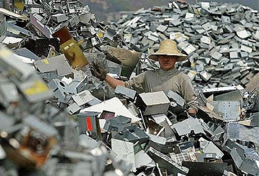 Sampah Elektronik, Ancaman Baru yang Memerlukan Perhatian Serius
