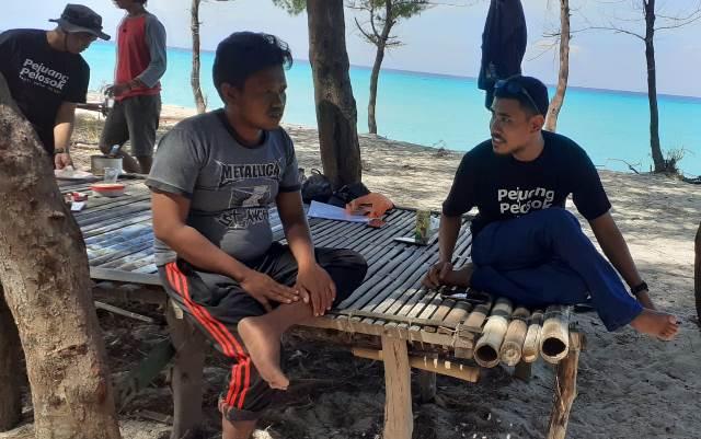 Pulau Lanjukang, Sepetak Harapan yang Mengapung