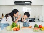 Anak Enggan Makan Sayur dan Buah, Coba Lakukan Trik Ini Agar Doyan!