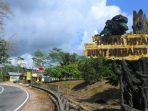 Tahura Bukit Soeharto Dijadikan Lahan Tambang Ilegal, 2 Lelaki Jadi Tersangka
