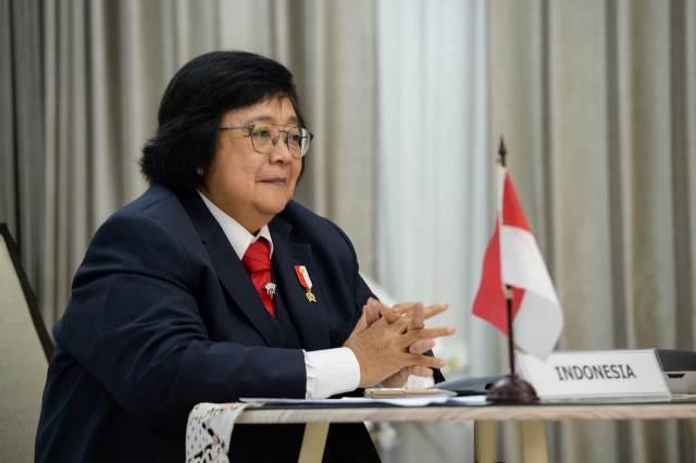 Menteri Siti: Kerjasama Indonesia dan Korea di Bidang Kehutanan Semakin Menggembirakan