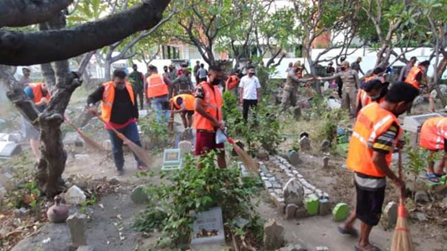 Hukuman Pelanggar Protokol Kesehatan yang Berpihak Pada Lingkungan