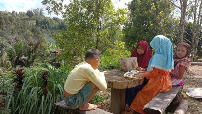 Berbalut Hijau dan Romantis, 3 Tempat Ini Patut Dikunjungi di Desa Kindang, Bulukumba
