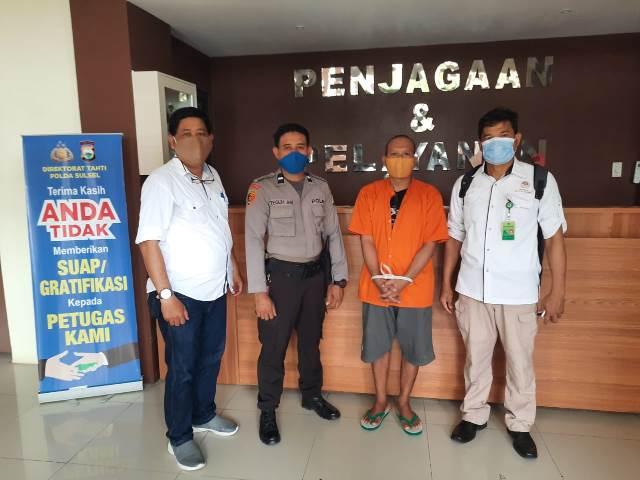 Penyidik Gakkum KLHK Sulawesi Limpahkan Perkara Perusakan SM Komara ke Kejaksaan