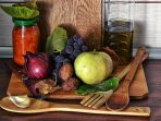 Fakta di Balik Kandungan Warna Hijau dan Lainnya pada Buah dan Sayur