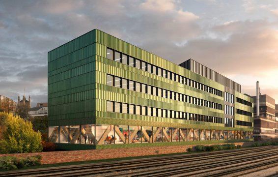 bangunan hijau