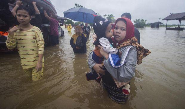 Banjir Melanda Kalimantan, Greenpeace Indonesia Menyorot Deforestasi yang Masif