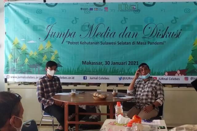 JURnal Celebes Pembalakan Liar Masif Terjadi di Luwu Timur