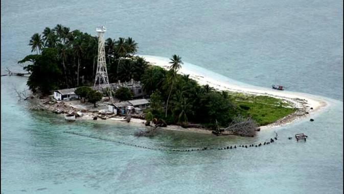 Menilik Permasalahan Lingkungan di Pulau Tikus yang Semakin Mencemaskan