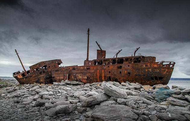 7 Fakta Mencemaskan Perihal Skandal Limbah Bangkai Kapal di Dunia