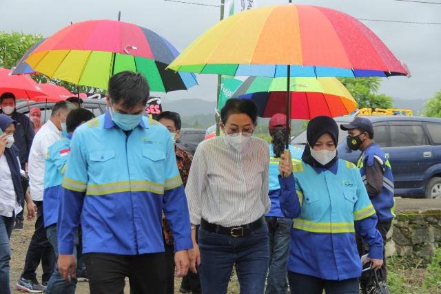 PT Mitra Hijau Asia Investasi Rp 200 Miliar Bangun Pabrik Pengelolaan Limbah B3 di Barru