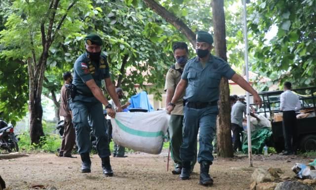 Penyidik KLHK Merampungkan Penyidikan 300 Kg Daging Rusa di Labuan Bajo