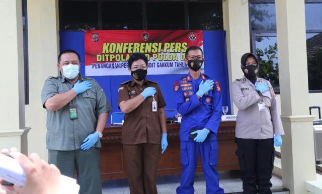 Perdagangan Satwa Liar Dilindungi di Yogyakarta Berhasil Dibongkar