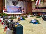 Rakorsus Tingkat Menteri Fokus Bahas Antisipasi Karhutla di 2021