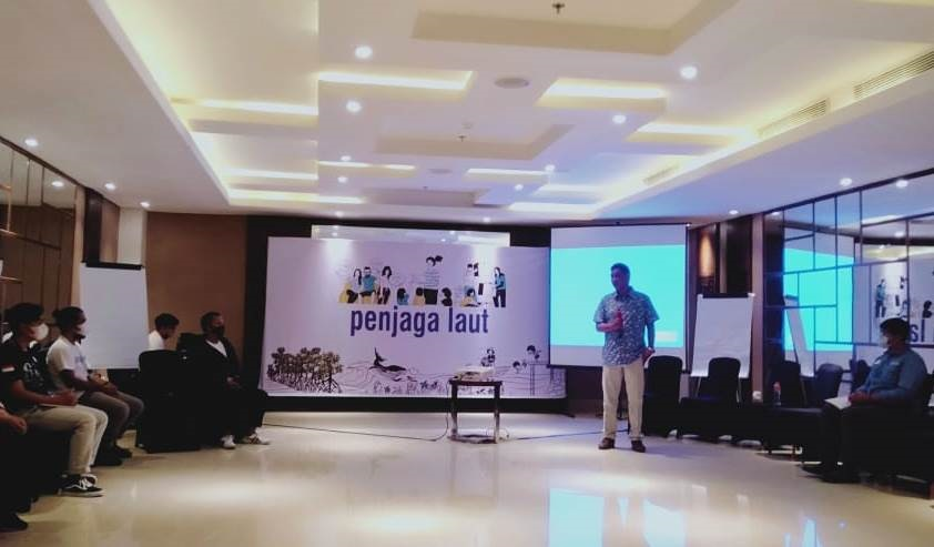 EcoNusa Perkenalkan Aksi Jaga Laut pada Anak-anak Muda di Makassar