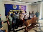 Gakkum KLHK Gagalkan Perdagangan Ilegal Gading Gajah dan Opsetan Harimau