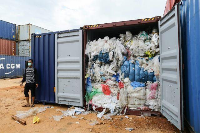 Perihal Kiriman Sampah dari AS, BAN dan Nexus3 Desak Pemerintah Bertindak Tegas