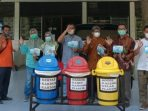 SMK Kehutanan Makassar Rintis Bank Sampah Unit Sekolah