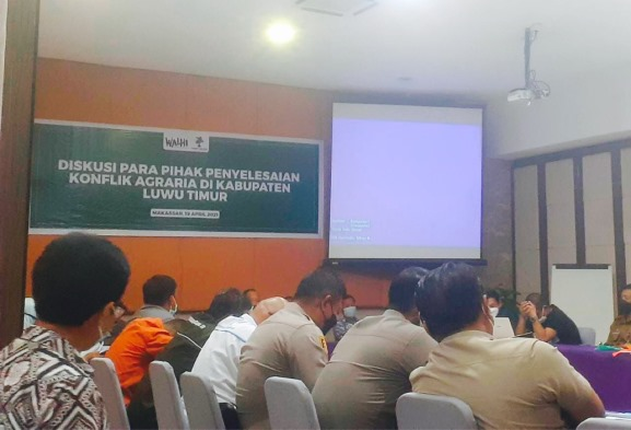 Diskusi Publik Sebagai Upaya Penyelesaian Konflik Agraria di Luwu Timur