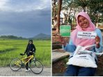 Kebiasaan Ramah Lingkungan yang Patut Ditiru dari Dua Aktivis Perempuan di Bulukumba
