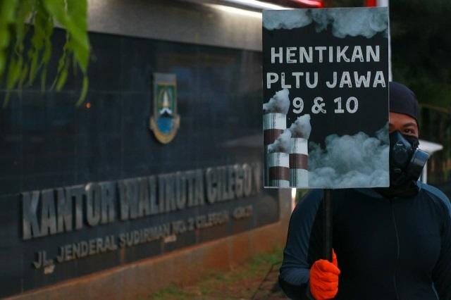 Pena Masyarakat Banten dan WALHI Jakarta Menyoal Kualitas Udara di Cilegon