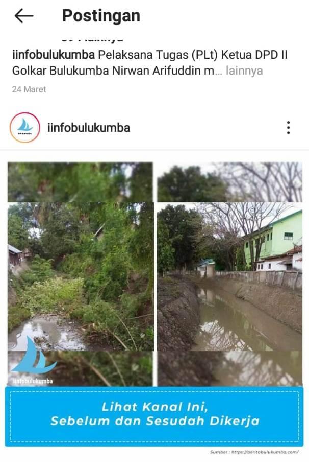 bulukumba banjir