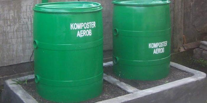 Kenali 5 Jenis Komposter untuk Tangani Sampah Rumah Tangga