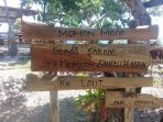 Di Dego-dego na Bira, Buang Sampah ke Laut Denda Rp 500 Ribu