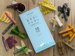 'Oyasai Crayons', Krayon Unik yang Terbuat dari Limbah Makanan
